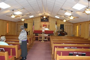 Hopwell Baptist Church Alvord Texas