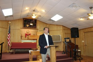 Hopewell Baptist Church Alvord TX Preaching